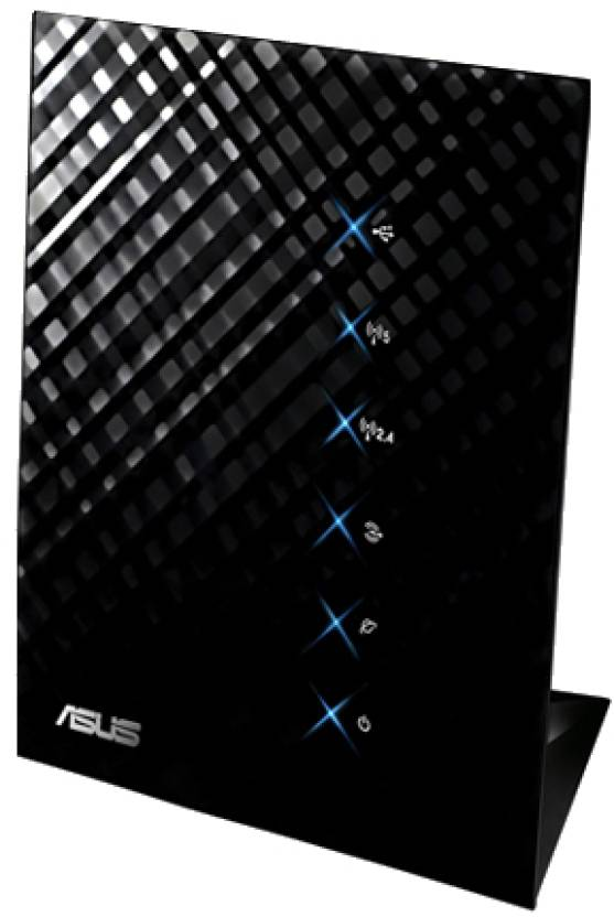Asus RT-N56U Stylish Concurrent Dual Band Wireless-N Gigabit Router