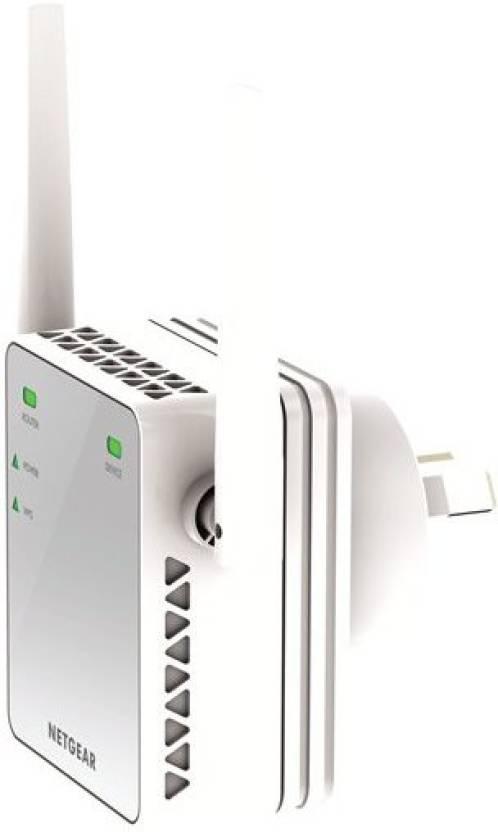 Netgear EX2700 N300 WiFi Range Extender - Essentials Edition Router  (White) By Flipkart @ Rs.999
