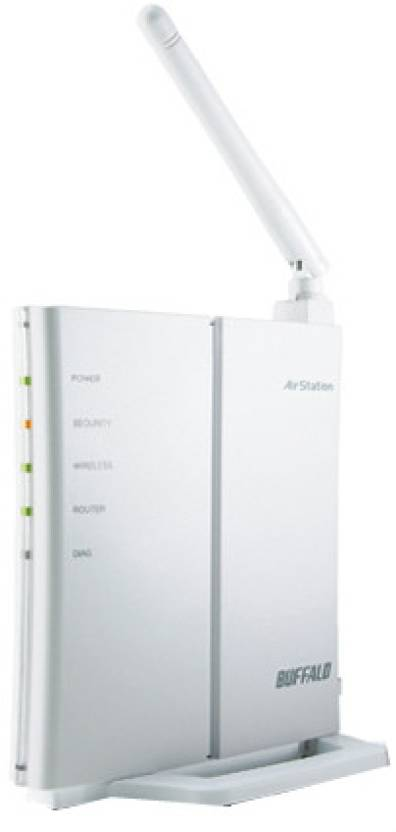 Buffalo 150Mbps Wireless-N Wireless Entry Model Router