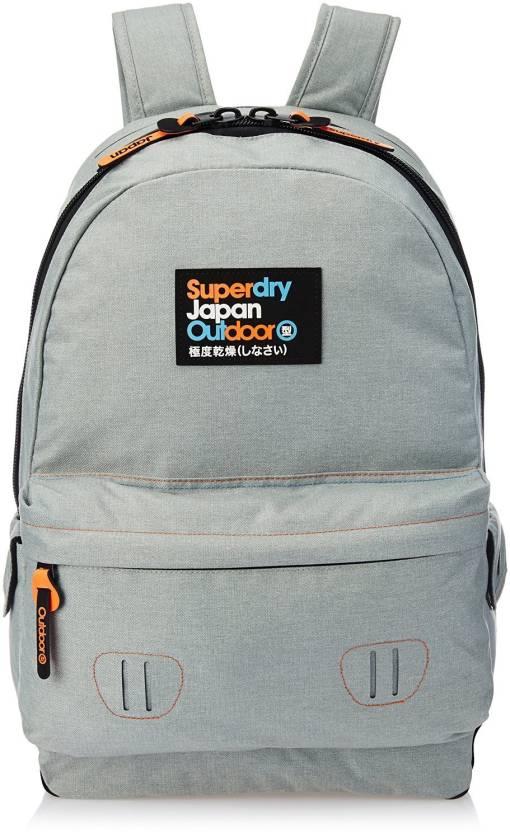 5ebf76113 Superdry Japan Outdoor Backpack Dawn Light Grey Marl - Price in ...