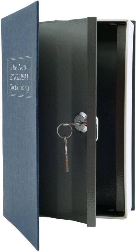 Sukot Key Lock Hidden Cash Box Cash Box