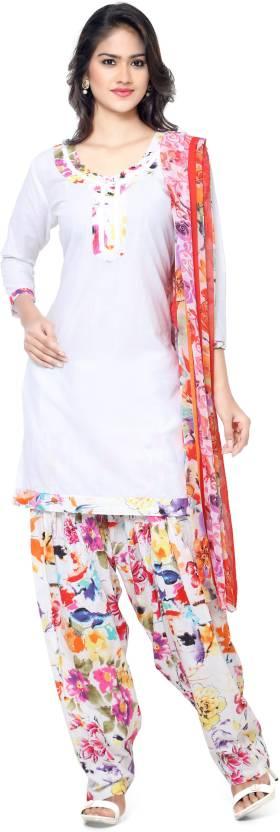 Thankar Printed Kurta & Salwar