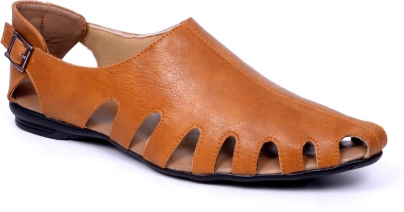fdd8c2204cc1 Peponi Men Tan Casual - Buy Tan Color Peponi Men Tan Casual Online at Best  Price - Shop Online for Footwears in India