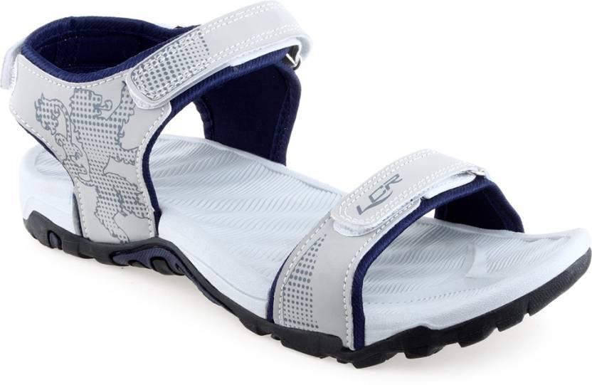 3dea63fb7 Lancer Men Blue Sports Sandals - Buy Blue Color Lancer Men Blue Sports Sandals  Online at Best Price - Shop Online for Footwears in India