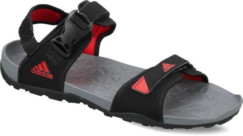 af33e7dbccef ADIDAS Men BLACK SCARLE VISGRE Sports Sandals - Buy BLACK SCARLE VISGRE  Color ADIDAS Men BLACK SCARLE VISGRE Sports Sandals Online at Best Price -  Shop ...