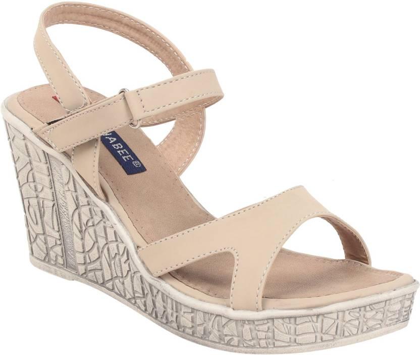 87ded333d71 MSC Women Camel Wedges - Buy Camel Color MSC Women Camel Wedges Online at  Best Price - Shop Online for Footwears in India