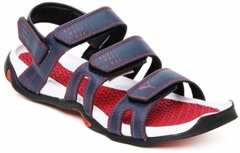 0b27a1ec3d14d2 Puma Men Multi Sandals - Buy Multi Color Puma Men Multi Sandals Online at  Best Price - Shop Online for Footwears in India