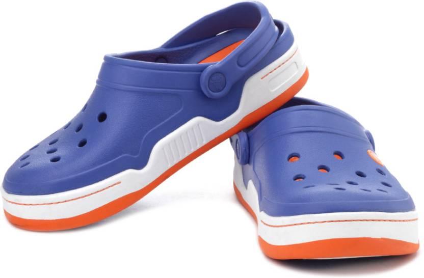 8e90d2061 Crocs Men Seablue, Orange Clogs - Buy Seablue, Orange Color Crocs Men  Seablue, Orange Clogs Online at Best Price - Shop Online for Footwears in  India ...