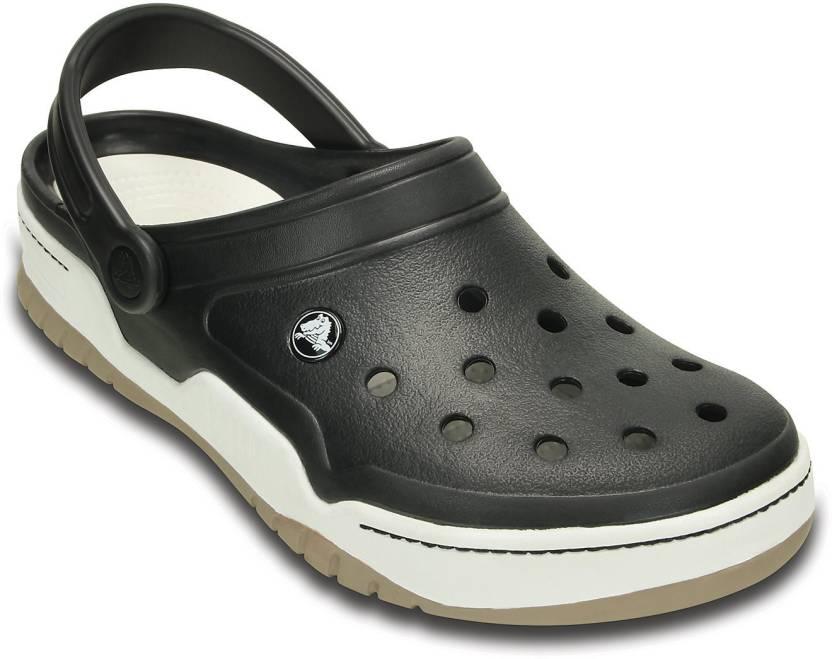bf469735a5a Crocs Men Black Sandals - Buy 14300-063 Color Crocs Men Black Sandals Online  at Best Price - Shop Online for Footwears in India