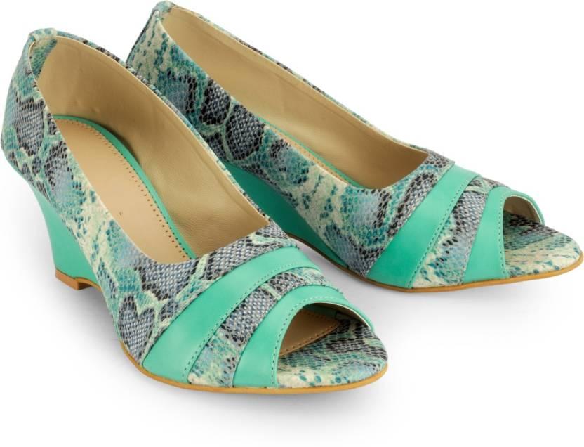 6ca68c35f4 Nell Women Green Sandals - Buy Green Color Nell Women Green Sandals Online  at Best Price - Shop Online for Footwears in India | Flipkart.com