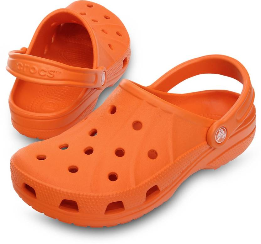 e791e3beb28 Crocs Women Orange Clogs - Buy 15907-810 Color Crocs Women Orange Clogs  Online at Best Price - Shop Online for Footwears in India