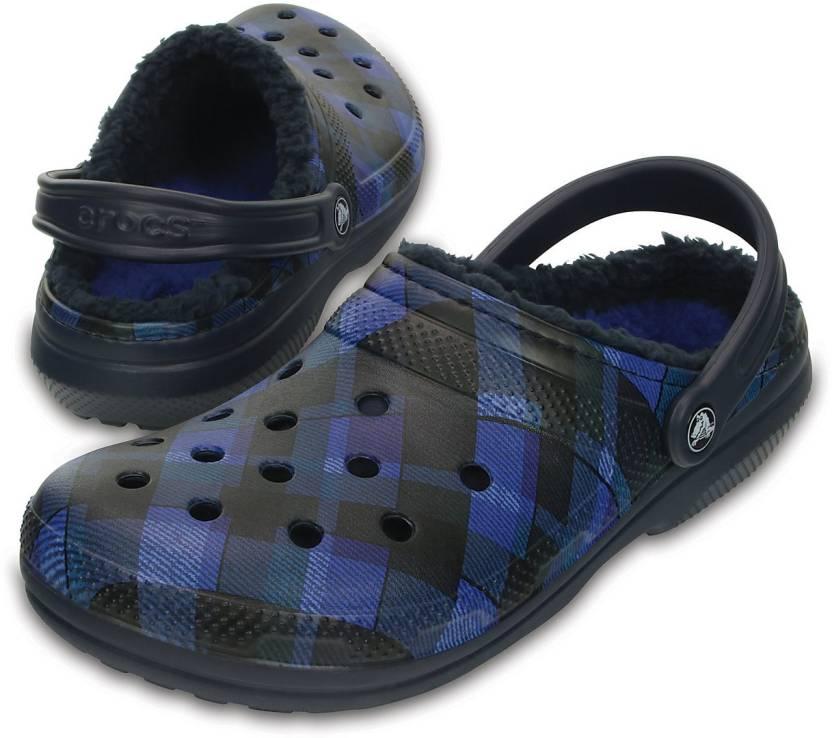 b23a7f43fe50 Crocs Men Navy Sandals - Buy 203592-4EU Color Crocs Men Navy Sandals Online  at Best Price - Shop Online for Footwears in India