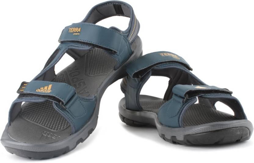 fb74eb2a5 ADIDAS Men MIDNGT RAWOCH NGTMET Sports Sandals - Buy Dark Blue Color ADIDAS  Men MIDNGT RAWOCH NGTMET Sports Sandals Online at Best Price - Shop Online  for ...