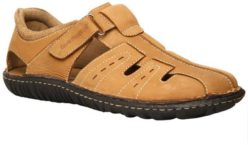 a181db39885ce Hush Puppies Men Yellow Sandals - Buy Yellow Color Hush Puppies Men Yellow  Sandals Online at Best Price - Shop Online for Footwears in India |  Flipkart.com