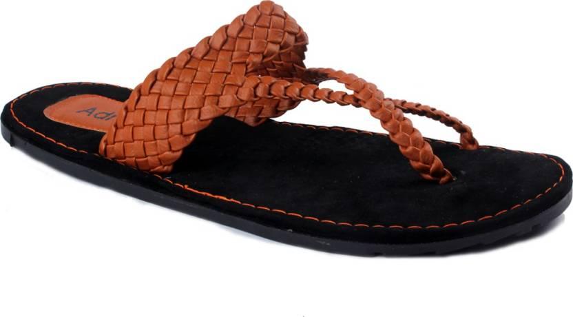c62c7eb0ad9 Tripssy Men Black  Brown Sandals - Buy Black