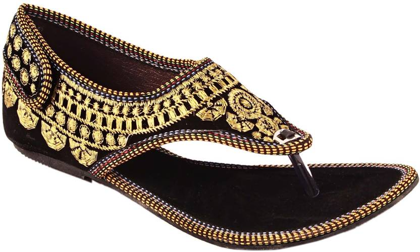 56a09972d3333a Shopping Station Women Black Flats - Buy Black Color Shopping Station Women  Black Flats Online at Best Price - Shop Online for Footwears in India ...
