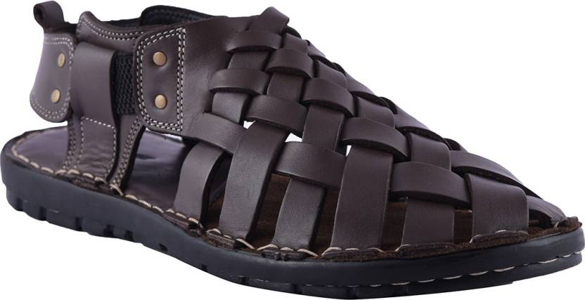 0eab9ce7 Amster Men Brown Sandals