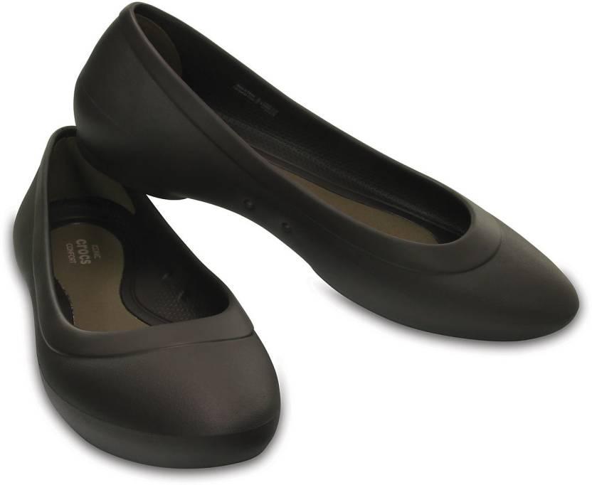 Crocs Women 203404-206 Flats - Buy 203404-206 Color Crocs Women ...
