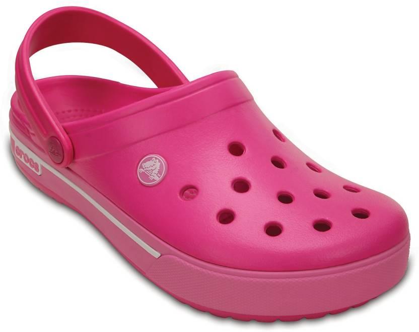f905db041 Crocs Men Pink Sandals - Buy 12836-6LR Color Crocs Men Pink Sandals Online  at Best Price - Shop Online for Footwears in India