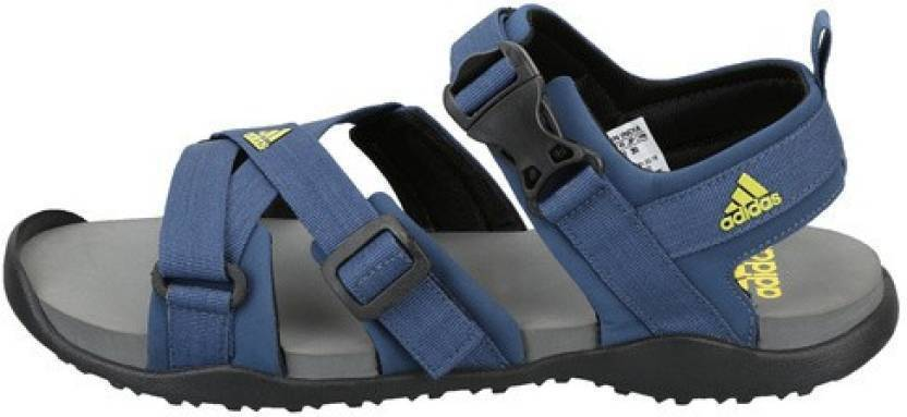 9884fe632793 ADIDAS Men MINBLU PRESIL SHOYEL VISG Sports Sandals - Buy MINBLU ...