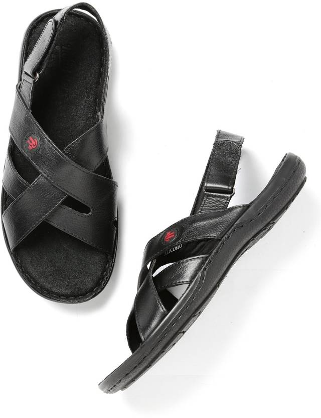 e931dfc87 Roadster Men Black Sports Sandals - Buy Black Color Roadster Men Black  Sports Sandals Online at Best Price - Shop Online for Footwears in India
