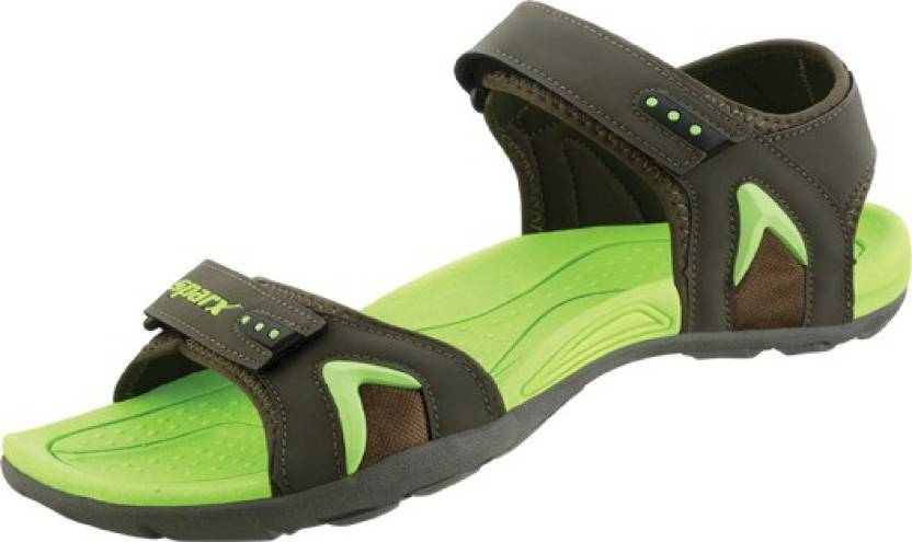 c9bffbb08057 Sparx Men Green Sandals - Buy Green Color Sparx Men Green Sandals Online at  Best Price - Shop Online for Footwears in India