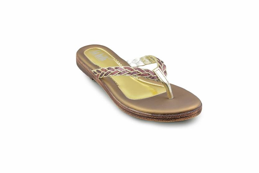 6d4eda4a0 La Bella Women Brown Flats - Buy Brown Color La Bella Women Brown Flats  Online at Best Price - Shop Online for Footwears in India