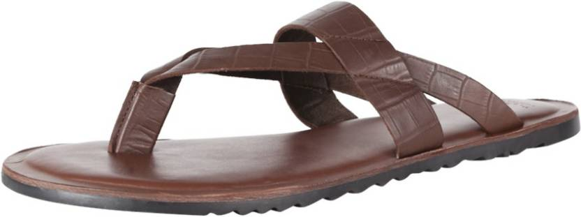 Van Heusen Men Brown Flats - Buy OTHERS Color Van Heusen Men Brown Flats  Online at Best Price - Shop Online for Footwears in India  d9ee15326