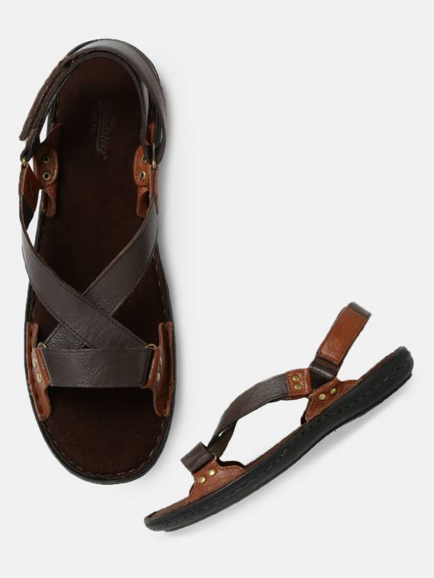 840b6c04d893 Roadster Men Brown Sports Sandals - Buy Brown Color Roadster Men Brown Sports  Sandals Online at Best Price - Shop Online for Footwears in India