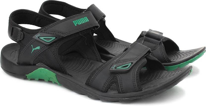d7219fd58186 Puma Men black-amazon Sports Sandals - Buy black-amazon Color Puma Men  black-amazon Sports Sandals Online at Best Price - Shop Online for  Footwears in India ...