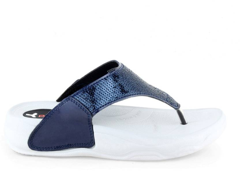 5c466af45c154d Pure- Welcome Women Navy Flats - Buy Navy Color Pure- Welcome Women Navy  Flats Online at Best Price - Shop Online for Footwears in India