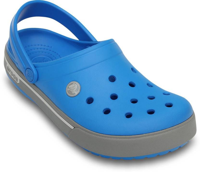 2b2bd128699a Crocs Men Blue Clogs - Buy 12836-4D7 Color Crocs Men Blue Clogs Online at  Best Price - Shop Online for Footwears in India