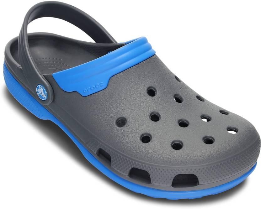 c5c4eb12 Crocs Men Grey Clogs - Buy 11001-07W Color Crocs Men Grey Clogs Online at Best  Price - Shop Online for Footwears in India | Flipkart.com