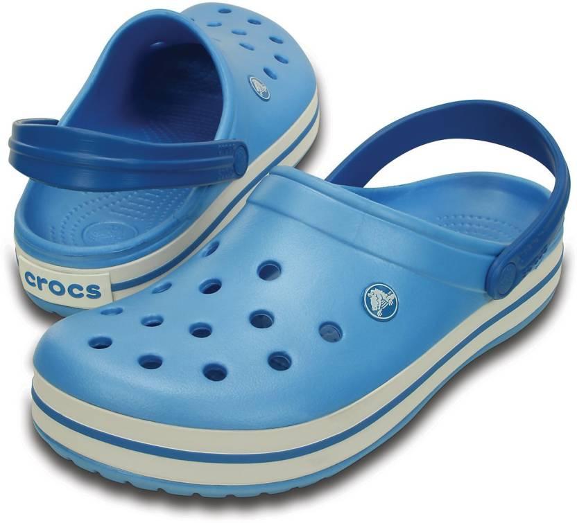 6954499e28 Crocs Men Blue Clogs - Buy 11016-4AS Color Crocs Men Blue Clogs Online at Best  Price - Shop Online for Footwears in India | Flipkart.com