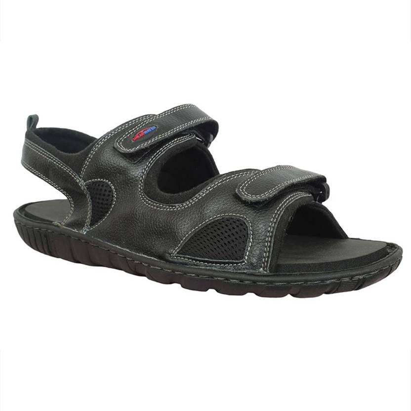c7dd23e8b8c3 Shearwater Men Black Sandals - Buy Black Color Shearwater Men Black Sandals  Online at Best Price - Shop Online for Footwears in India