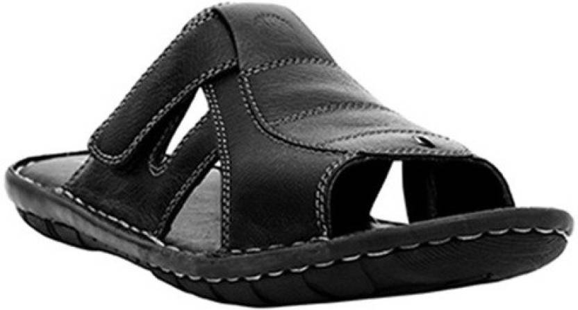 99c085d01c10 Ventoland Men Black Sandals - Buy Black Color Ventoland Men Black Sandals  Online at Best Price - Shop Online for Footwears in India