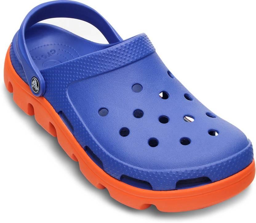 a5e13dbfc9 Crocs Men Blue Clogs - Buy 11991-496 Color Crocs Men Blue Clogs Online at Best  Price - Shop Online for Footwears in India | Flipkart.com