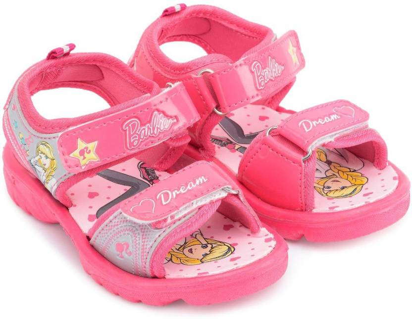 Barbie Girls Sports Sandals Price in India - Buy Barbie Girls ...