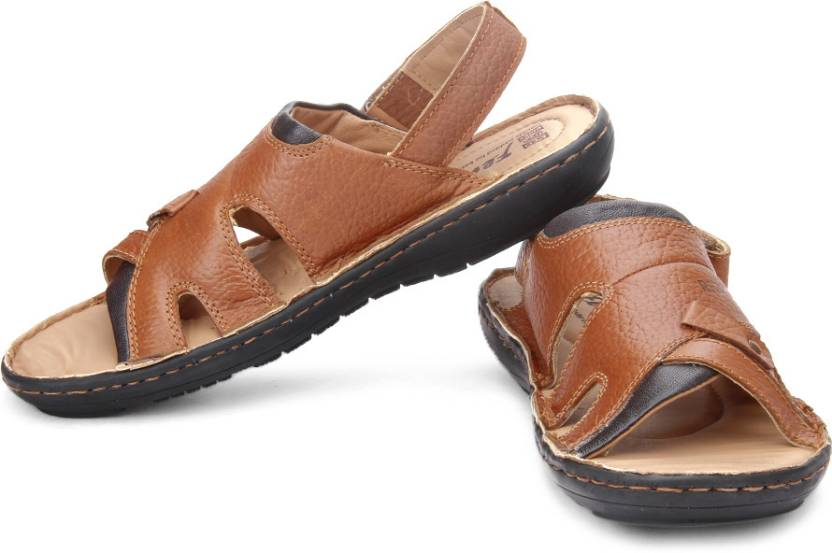 9e977acaa84f4 Red Chief Men Elephant Tan Sports Sandals - Buy Tan Color Red Chief Men  Elephant Tan Sports Sandals Online at Best Price - Shop Online for  Footwears in ...