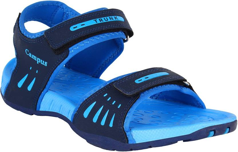 9ab9447153e Campus Men Blu  Sky Sports Sandals - Buy Blu