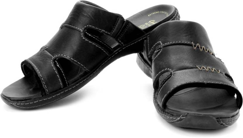 28bdd14a68c Clarks Men Black Leather Sports Sandals - Buy Black Color Clarks Men Black  Leather Sports Sandals Online at Best Price - Shop Online for Footwears in  India ...