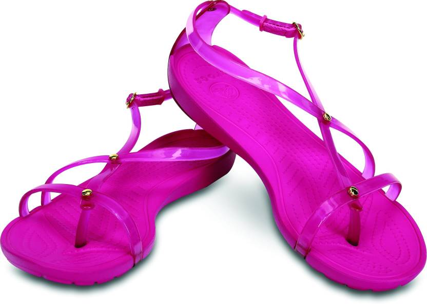 6ee06f166a24 Crocs Women Fuchsia Fuchsia Sandals - Buy Fuchsia Fuchsia Color Crocs Women  Fuchsia Fuchsia Sandals Online at Best Price - Shop Online for Footwears in  ...