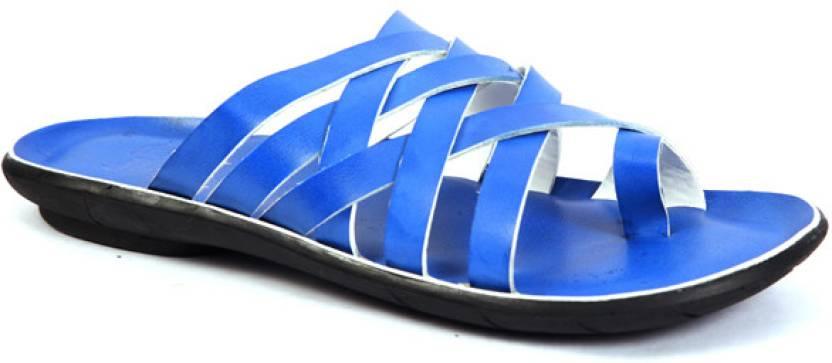 77b15455a8fea Lee Fox Men Blue Flats - Buy Blue Color Lee Fox Men Blue Flats ...