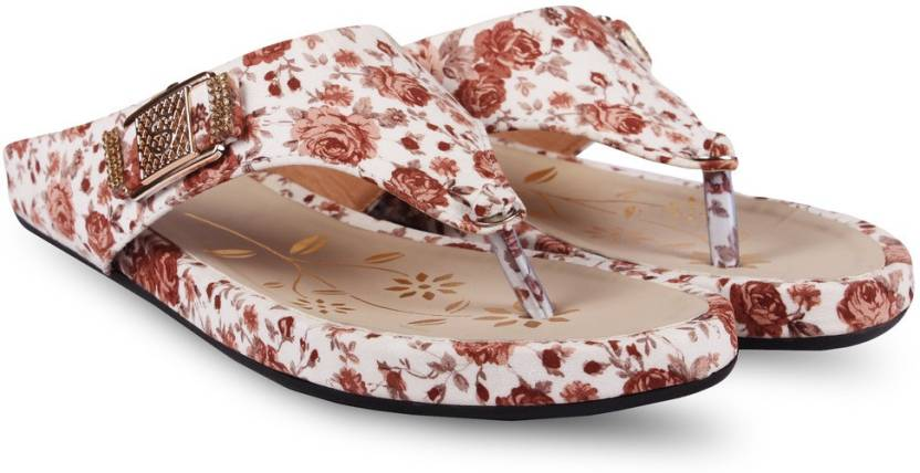 3fe75b391 Anand Archies Women BROWN Flats - Buy BROWN Color Anand Archies Women BROWN  Flats Online at Best Price - Shop Online for Footwears in India