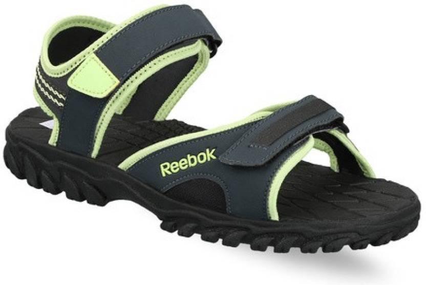 5ea8ddf8655 REEBOK Women Black Sports Sandals - Buy Black Color REEBOK Women ...