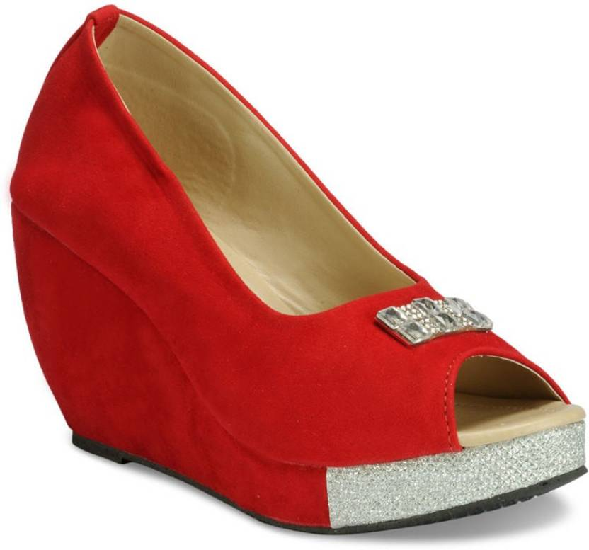 923f2a29f09b4 Yepme Women Red Wedges - Buy Red Color Yepme Women Red Wedges Online at  Best Price - Shop Online for Footwears in India | Flipkart.com