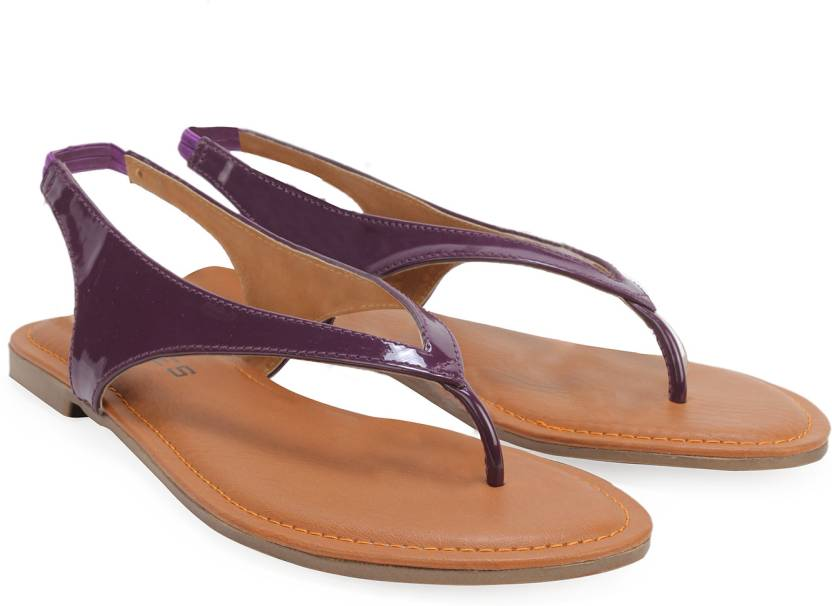 f9eeb881606b Soles Women Purple Flats - Buy Purple Color Soles Women Purple Flats Online  at Best Price - Shop Online for Footwears in India