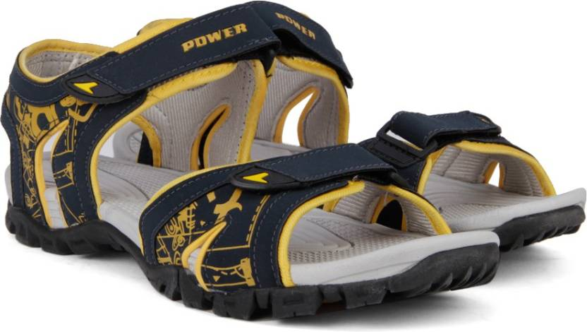 669424983910 Power Men Blue Sports Sandals - Buy Blue Color Power Men Blue Sports  Sandals Online at Best Price - Shop Online for Footwears in India