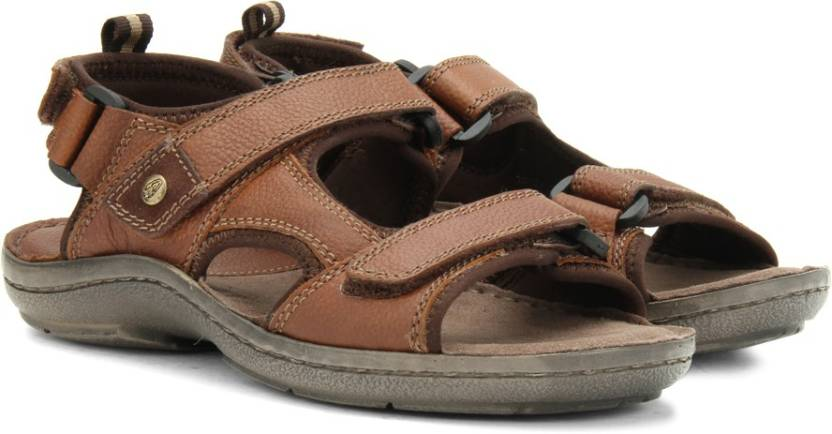 e648ea48e Hush Puppies Men Brown Sports Sandals - Buy Brown Color Hush Puppies Men  Brown Sports Sandals Online at Best Price - Shop Online for Footwears in  India ...