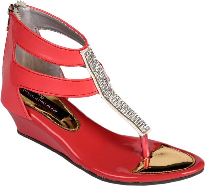 ce38f1cb0f2a Trilokani Girls Sports Sandals Price in India - Buy Trilokani Girls ...